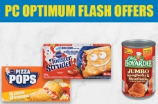 PC Optimum Pillsbury & Chef Boyardee Flash Offers