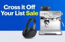 Best Buy Sale | Cross it Off Your List Sale
