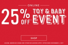 Indigo.ca – Toy & Baby Event