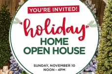 Michaels Holiday Home Open House