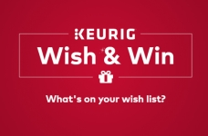 Keurig Wish & Win Contest