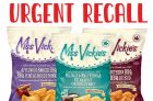 RECALL: Miss Vickie's Potato Chips