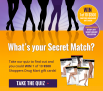 SDM What's Your Secret Match? Contest