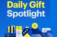 Best Buy Daily Gift Spotlight