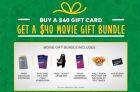 Cineplex Holiday Movie Gift Bundle