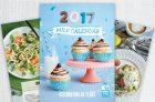 Free 2017 Milk Calendar