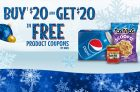 PepsiCo Holiday FPC Booklet Offer