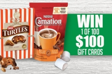 Sobeys Contest | Win 1 of 100 $100 Gift Cards