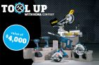 Tool UP With RONA Contest