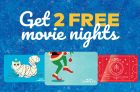 Cineplex Holiday Gift Bundle