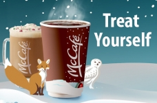 Treat Yourself To a $1 Coffee or $2 Latte at McDonald's