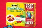 Free Mott's Fruitsations Fruit Rockets Coupon