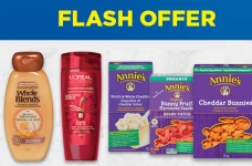 PC Optimum Flash Offer – Garnier, L'Oreal & Annie's