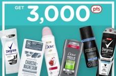 Unilever Deodorant PC Optimum Offer