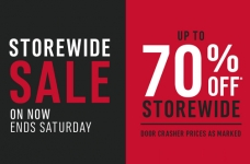 Mark's Storewide Sale – Save up to 70% Off + Free Shipping