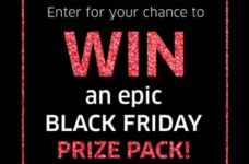 The Source Contest | Epic Black Friday Giveaway