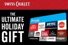 Swiss Chalet The Ultimate Dining Card Holiday Offer