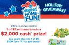 Hasbro Contest | Bring Home The Fun Holiday Giveaway