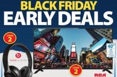 Walmart Black Friday Early Deals Ad Leak
