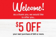 Save $5 Off Groceries at Foodland