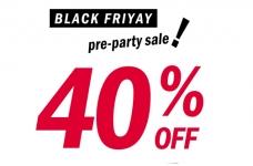 Old Navy Black Friyay Pre-Party Sale