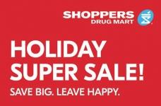 Shoppers Drug Mart Pre-Black Friday Super Sale Flyer