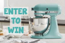 KitchenAid Contest Canada | Win an Artisan 5 Qt Stand Mixer