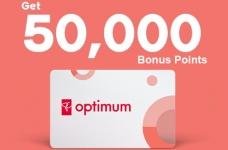 Get 50,000 PC Optimum Bonus Points