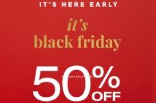 GAP Black Friday Early Access
