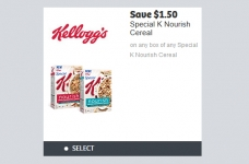 Kellogg's Special K Nourish Coupon