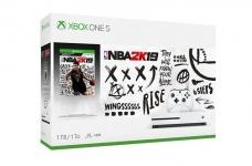 Xbox One S NBA 2K19 Bundle