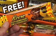 Get a FREE Reese Outrageous Bar
