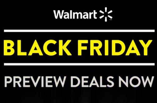Walmart Black Friday Flyer Ad Leak