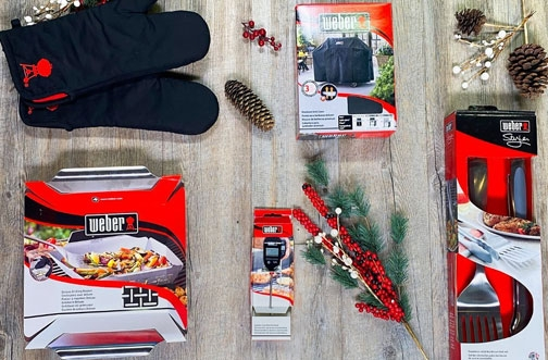 Weber Contest Canada | Win a Pellet Grilling Prize Pack