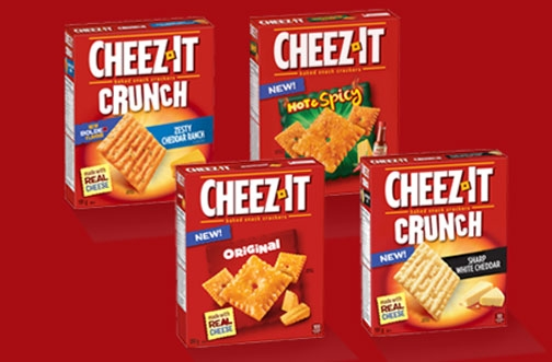 Cheez-It Crackers Coupon