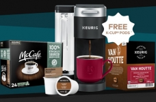 Keurig Boxing Week Sale