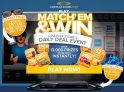 Match'em and Win with Cineplex Contest