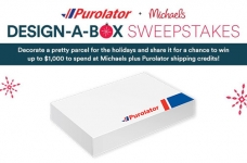 Michaels Contest | Design-a-Box Sweepstakes