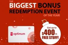 The Biggest Bonus PC Optimum Redemption Event of the Year