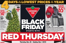 Canadian Tire Black Friday Ad Leak