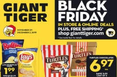 Giant Tiger Black Friday Flyer