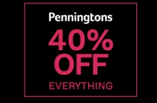 Get 40% Off Everything at Penningtons on Black Friday