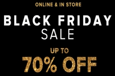 Hudson's Bay Black Friday Sale Up To 70% Off
