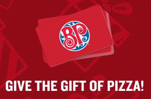 Boston Pizza Holiday Gift Card Offer