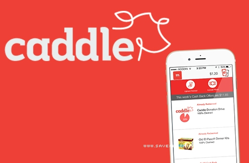 Caddle Cash Back Offers *TONS OF RECEIPT OFFERS*