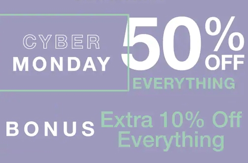 Gap Cyber Monday 2020 + Free Shipping
