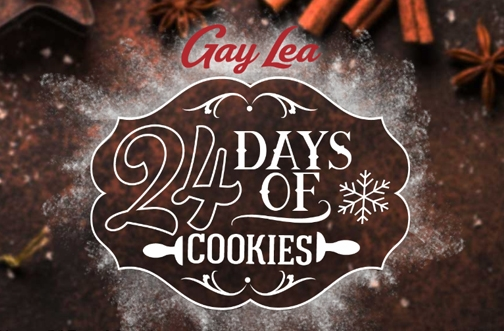 Gay Lea 24 Days of Cookies
