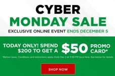 Canadian Tire Cyber Monday