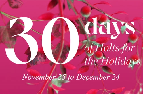Holt Renfrew Contest | 30 Days of Holts for the Holidays
