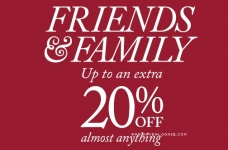 Hudson's Bay – Friends & Family Event